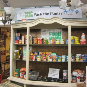 2014 Pack the Pantry