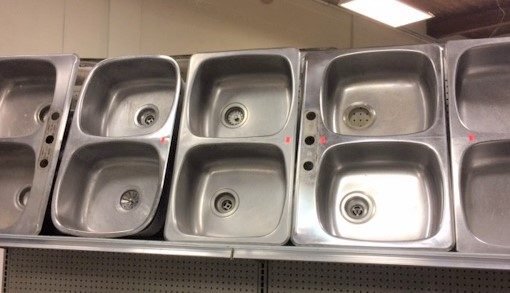 Sinks – Kitchen