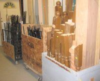 NEW & Gently Used Wood and Metal Spindles