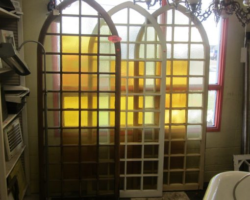 Antique Arched Windows
