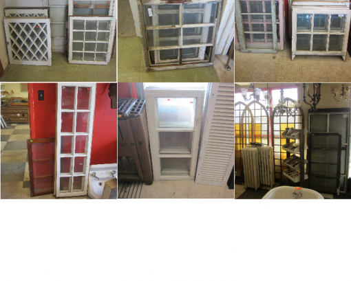 Antique Wood Windows – NEW SELECTION HAS ARRIVED