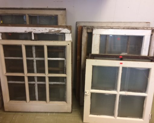 Antique Wood Windows
