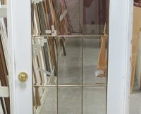 French Doors in Frames