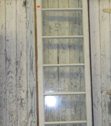Antique Multi Pane Window