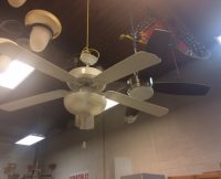 Ceiling Fans – Various styles & prices