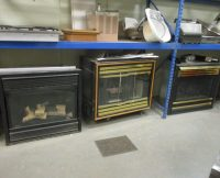 Fireplaces – Various Styles & Various