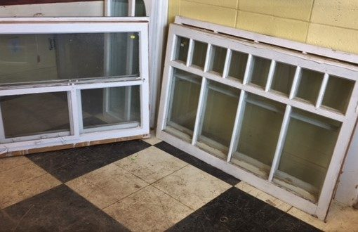 Antique Windows – Various sizes & various prices