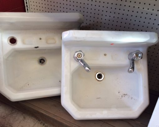 Antique Sinks – Various Styles & Various Prices