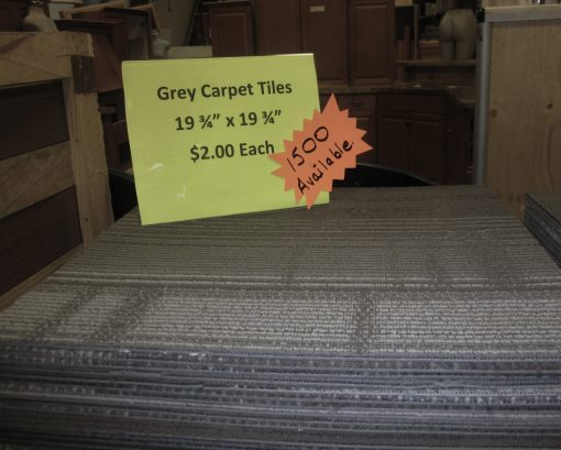 Commercial Carpet Tile – Grey