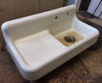 Cast Iron Apron Sink