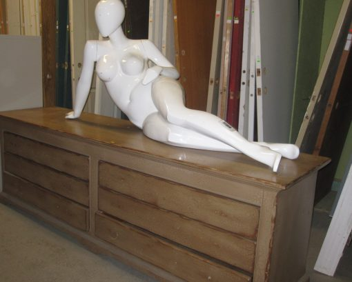 Low Boy Dresser (mannequin for sale in separate ad)