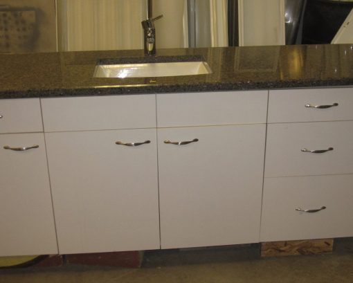 Bathroom Vanity –  with Granite & Faucet – $345.00