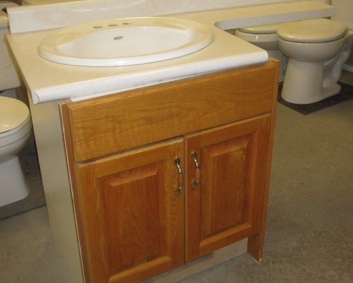 Bathroom Vanity  – Banjo Counter Top & Sink