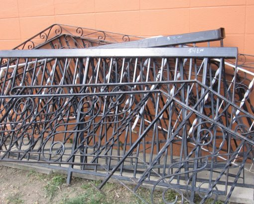 Wrought Iron Railings – Various Styles & Prices
