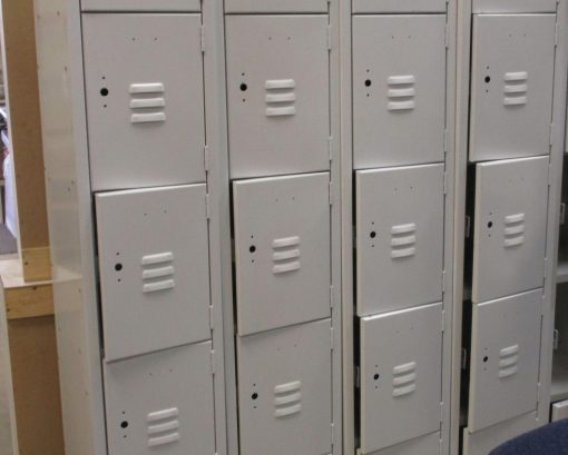 LOCKERS – NEW