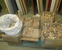 Chair Spindles
