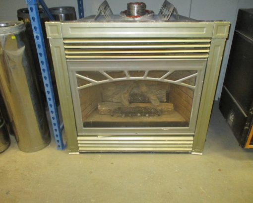 Fireplace (Gold)