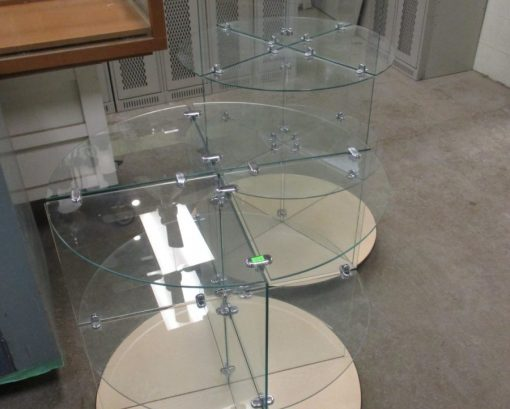 Glass Display Stands