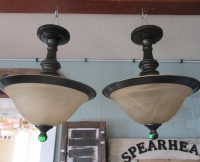 Oil Rubbed Bronze Ceiling Lights