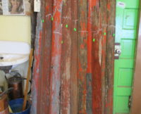 Rustic Fence Boards