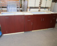 Lower Kitchen Cabinet Set