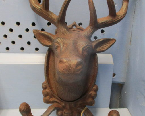 Deer Head Hook