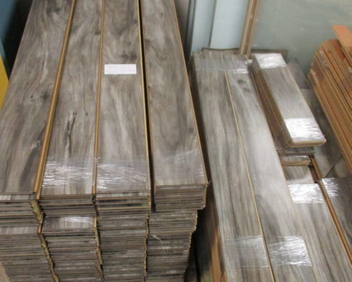 Laminate Flooring-Grey